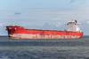 Anangel Hope (Malte Kopfer Photography) Tags: bulkcarrier bulker cuxhaven massengutfrachter frachter alteliebe erz kohle iron coal ballast anangel capesize caper capesizebulker