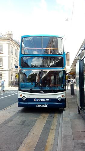 Stagecoach West MX54 LPF