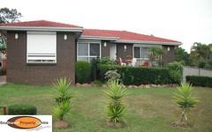 25 Kingfisher Street, Ingleburn NSW
