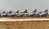 Convair F-106A Delta Darts, including 59-0065, 59-0096, 59-0053, 59-0076, 57-0244 and 59-0054 (michaelsk47) Tags: convair f106a deltadart masdc davismonthanafb