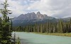 IMG_4241-Castle Mountain (Tripping Around the World) Tags: canada banff bc landscape nature castlemountain