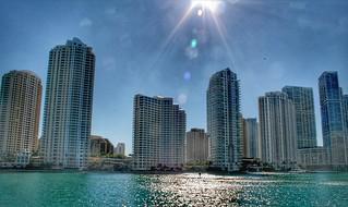 Wake up in Miami...