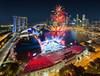 Happy Birthday Singapore! (HakWee) Tags: singapore ndp fireworks ndp2017 ritzcarlton floatingplatformskylineritzcarlton vertorama