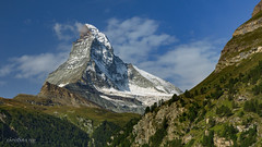 Le Cervin / Matterhorn / Monte Cervino (Switzerland) (christian.rey) Tags: cervin montecervino matterhorn zermatt alpes alps swiss switzerland valais wallis valaisannes montagnes mountain suisse schweiz paysage landscape sony alpha 77 1650