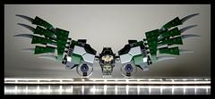 Time to fly! (Korpsical666) Tags: vulture spiderman homecoming marvel villain minifigure lego custom mcu