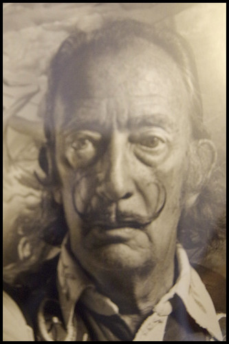 Casa Museu Castell Gala Dalí-Púbol-7 Les Golfes. Exposició Les Gales de Gala (3)
