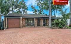 18 Whittier Street, Quakers Hill NSW