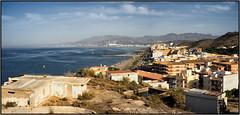 Torrenueva (Granada) (Sanru2k13) Tags: 35mm andaluca beach carlzeiss espaa granada jena lajoya mar motril playa rocas rocks sea sony torrenueva a7ii