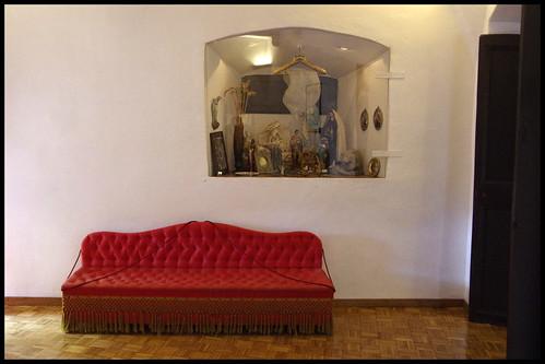 Casa Museu Castell Gala Dalí-Púbol-6 Habitació de convidats (3)