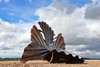 The Scallop, Aldeburgh (ctrolleneos) Tags: canon80d 1585 aldeburgh suffolk sculpture scallop