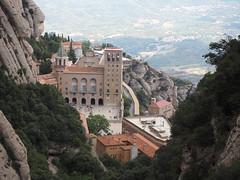 Abadia de Montserrat (tgrauros) Tags: abadiademontserrat catalunya