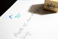 220/365 : To Do List