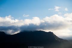 Hanalei Peaks Sunset (blake_r35) Tags: kauai hawaii princeville hanalei