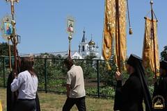 74. Крестный ход в скит святителя Иоанна Шанхайского