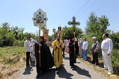 69. Крестный ход в скит святителя Иоанна Шанхайского