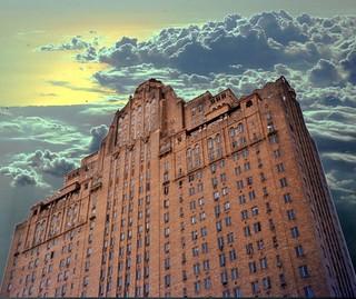 Philadelphia Pennsylvania ~ The Drake ~  Hotel ~ Condominium  ~ Apartments