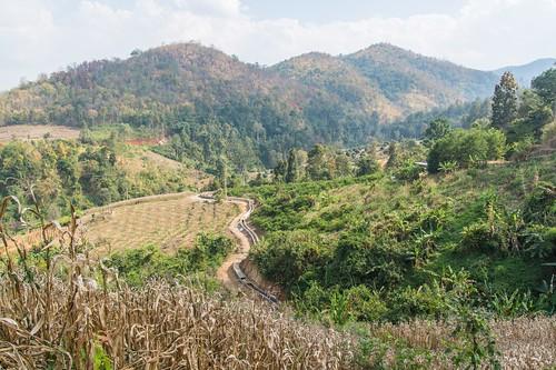 trekking chiang mai - thailande 52