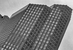 SQUARES (igorotak!) Tags: blackandwhite bw sony rx100 m3 boston travel minimalism structure architecture buildings windows pointshoot streetphotography