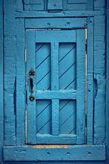 Blue Door (Explored Sept 17) (another_scotsman) Tags: door blue santafe architecture smileonsaturday bluetiful