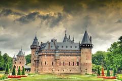 Utrecht - Haarzuilens - Kasteel De Haar (Ventura Carmona) Tags: nederland paisesbajos netherlands utrecht haarzuilens castillodehaar kasteeldehaar kasteel castillo burg venturacarmona