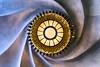 Gaudi's whirl (lavignassey) Tags: espagne spain barcelona architecture gaudi casabatlló batlló batllo barcelone