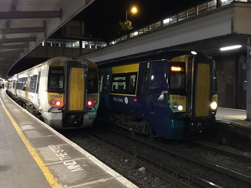 375s at Gillingham