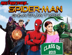 What I Want To See In Spider-Man Homecoming 2 (AntMan3001) Tags: what i want to see in spiderman homecoming 2
