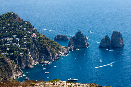 View from Monte Solaro