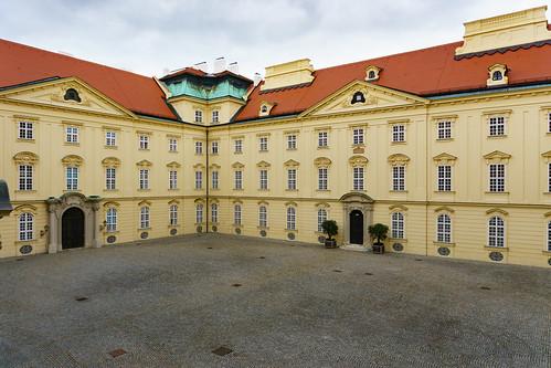Stift Klosterneuburg - Kaiserhof