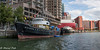 Ships of two Sea Cadet corps in the Rotterdam area (CapMarcel) Tags: ships two sea cadet corps rotterdam area panorma photo during world port days 2017 location rijnhaven city center betelgeuze nigel