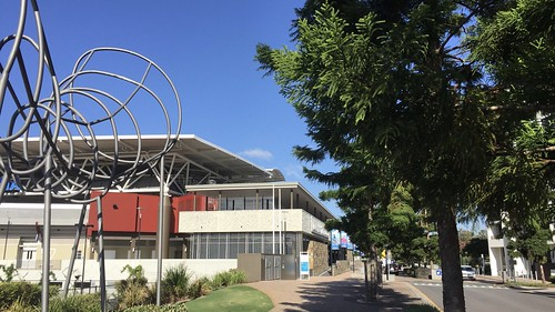 Queensland Tennis Centre, Tennyson, Brisbane