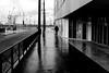 On the strip (pascalcolin1) Tags: paris13 homme man pluie rain reflection reflets bande tape photoderue streetview urbanarte noiretblanc blackandwhite photopascalcolin