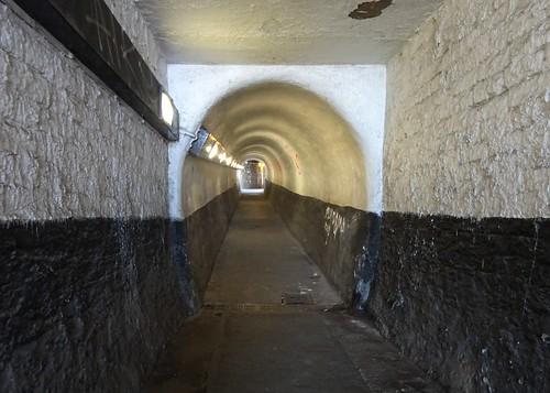 Pedestrian Tunnel under East Coast Mainline, Grantham
