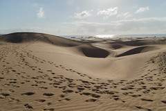 Sunrise (Robby van Moor) Tags: maspalomas gran canaria spain beach sand sun dunas dunes