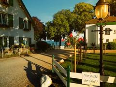 Hier parkt der Chef (Ostseeleuchte) Tags: sierksdorf seehofhotel ostsee balticsea hotel ostseeblick 2017