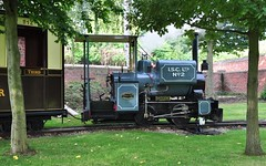 Dsc_8126 (thesilvertops) Tags: satfoldbarnrailway statfoldbarn preservedsteam locomotives narrowgaugelocomotives steamlocomotives statfoldbarnrailwayopenday sbr