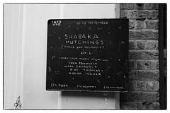 Shabaka Hutchings/Mark Sanders/John Edwards/Pat Thomas/Roger Turner @ Cafe Oto, London, 12th September 2017 (fabiolug) Tags: blackboard billboard board cafeotoblackboard ashwinst ashwinstreet handwriting handwritten shabakahutchings marksanders johnedwards patthomas rogerturner improvisation improv cafeoto london dalston music gig performance concert live livemusic leicammonochrom mmonochrom monochrom leicamonochrom leica leicam rangefinder blackandwhite blackwhite bw monochrome biancoenero 35mmsummicronasph 35mmf2summicronasph summicronm35mmf2asph summicron35mmf2asph 35mm summicron leicasummicron leica35mm