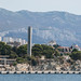 Tower in Split, Croatia
