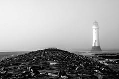 Beauty of the road (plot19) Tags: new brighton wirral wirralcoast england english north nikon northern northwest blackwhite british britain coast coastline britishcoast uk plot19 photography seascape landscape