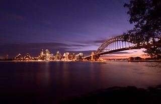 Sydney_Millers Point_night_00002