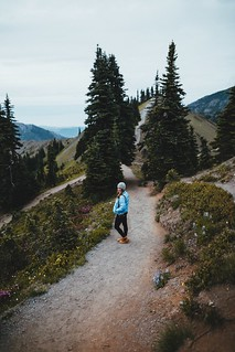 follow the ridge