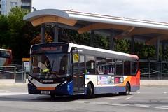 Stagecoach in Chester 37441 - SN16 ORZ (North West Transport Photos) Tags: stagecoach stagecoachmerseysideandsouthlancashire stagecoachmerseyside stagecoachchester adl alexanderdennis enviro enviro200 e200 e20d mmc e200mmc enviro200mmc chester chesterbusinterchange chesterbusstation bus sn16orz 37441 9 connahsquay