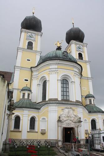 Abteikirche St. Michael des Klosters Metten