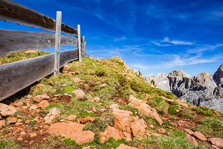mountain scenery