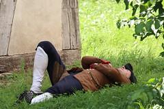 Mittagsschlaf von 1757