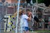 Water Play (FleetingEye) Tags: dancing usa vicksburg color street people city cityscape fleetingeyephotography boy streetscape summer girl woman outside water swim scenic swingset play kids 2017 playground park mississippi