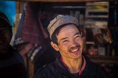 Gocha-la trek in Sikkim, India (David Ducoin) Tags: asia dzongri gochala happy hike himalaya india kangchenjunga man nationalpark portrait sikkim smile trek gangtok in