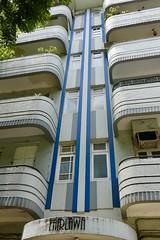 Fairlawn, Mumbai (Yekkes) Tags: asia india mumbai bombay artdeco architecture lookup lines balconies fairlawn