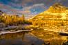 DSC08165-HDR (www.mikereidphotography.com) Tags: larches fallcolors autumn canada canadianrockies lakemoraine larchvalley sentinelpass 85mm otus zeiss mirrorless a7r2 landscape golden