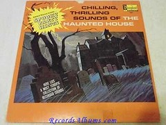 Chilling Thrilling Sounds Of The Haunted House Vinyl LP Record (RecordsAlbums) Tags: halloween vinyl record records albums album childrens novelty